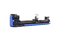 High-Precision Heavy Cutting Large Lathe