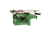 Circular saw with sliding table