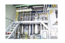 Chemical Plant Line