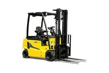 Four Wheel Electric Forklift (1.0~3.3 ton)