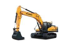 Medium Sized Excavators