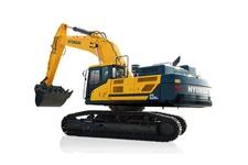 Large Sized Excavators