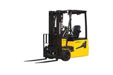 Three Wheel Electric Forklift (1.0~3.3 ton)