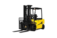Four Wheel Electric Forklifts (3.5~8.0 ton)