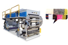 Foil Printing & Smoke M/C