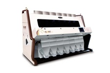 ISORT 4GR Color Sorter for Brown & White Rice (Full-Color Camera Type)