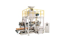Auto Paper Bag Weighing & Packing M/C