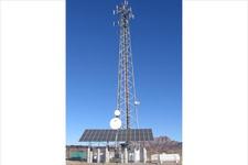 Telecom System with Solar Power
