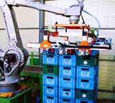 Robot Palletizer 1