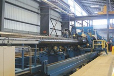 Spiral Pipe Mill