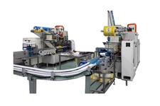 100 roll Multi folder Packing Line