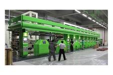 Rotogravure Printing Machine Sectional