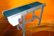 Horizontal Belt Conveyor