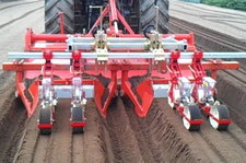 Tractor Attached Type Seeder