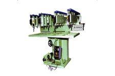 Vertical Multi-Spindle Drilling Machine