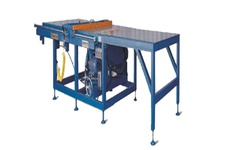 Double Circular Saw with Sliding Table