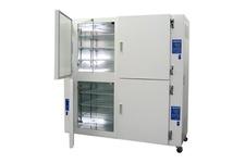 Multi-chamber incubator