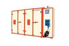 Hybrid Drying Machine