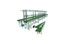 Belt Conveyor System SC Series