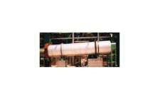 Rotary Dryer (Dry Type), Rotary Kilon (Drying and Calcination)