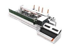 K2 레이저 파이프 커팅기