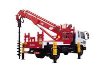 Auger Crane