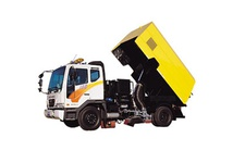 HST Road Sweeper