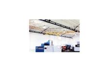 Ceiling Mounted Work Station Bridge Cranes