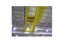 Doublerail Hoist Crane