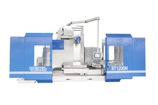 CNC Bed Type Milling Machine with Rotary Table