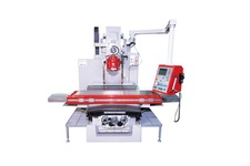 Compact Bed Type Universal Milling Machine