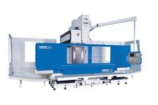 CNC Bed Type Universal Machining Center