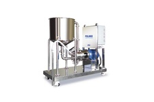 POLIMIX (High shear Mixer with Power Suction)