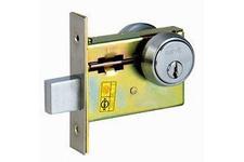 Mortice Type / Glass & Aluminum Door