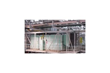 Industrial Direct Gas Fired AHU