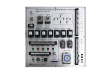 New Renewable Energy Real Wiring Training Kit