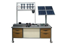 Solar Power Generation Practice Experiment Equipment