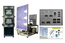 Photovoltaic Thermal Performance Measuring Equipment