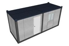 Modular Temporary camp