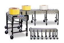 Steel Wheel Type Flexible Conveyor