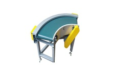 90˚ Round Belt Conveyor