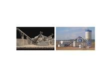 Camp & Temporary facilities Batcher / Asphalt plants