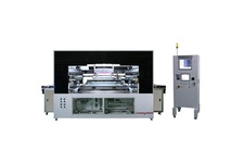 Fully Automatic Screen Printing Machine for Solar Cell