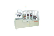 Vision System Semi Automatic Screen Printing Machine