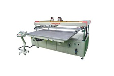 Large-Sized Semi Automatic Screen Printing Machine