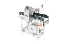 Conveyor Type Metal Detector (Multi Frequency)