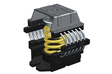 Wire-Spring Mount