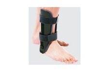 Stirrup Ankle Brace with Hot/Cold Gel Pack
