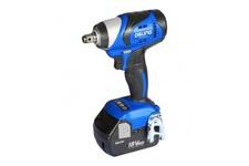 Impact Wrench,18V,4.0Ah