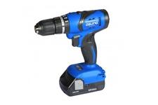 Cordless Hammer Drill Driver, 18V 2.0Ah